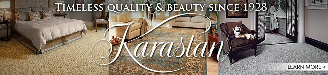 Kent Island Abbey Carpet & Floor is an Exclusive Karastan Dealer.